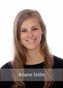 Ariane Stöhr Logopädin